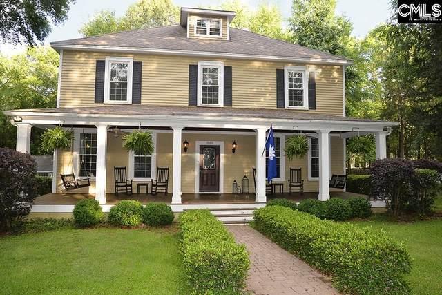 1601 Johnson Marina Road, Chapin, SC 29036 (MLS #494938) :: EXIT Real Estate Consultants