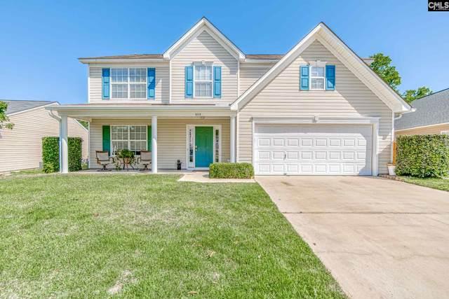 605 Blue Lake Drive, Lexington, SC 29072 (MLS #494954) :: EXIT Real Estate Consultants
