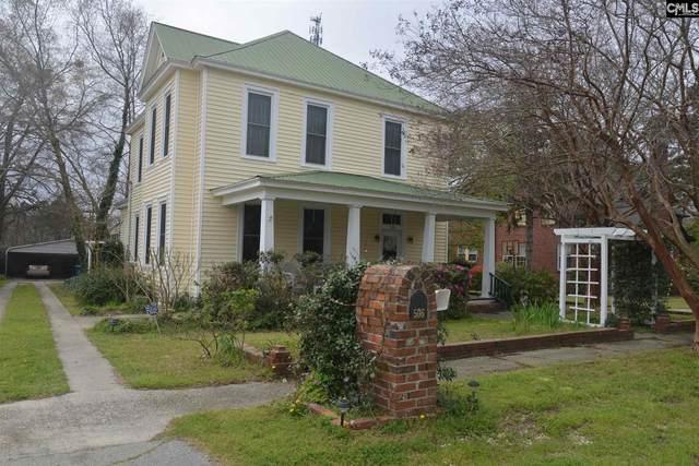 506 Hartley Street, Batesburg, SC 29006 (MLS #494961) :: The Olivia Cooley Group at Keller Williams Realty