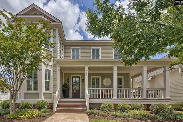 203 Shoalwood Drive, Lexington, SC 29072 (MLS #494998) :: NextHome Specialists