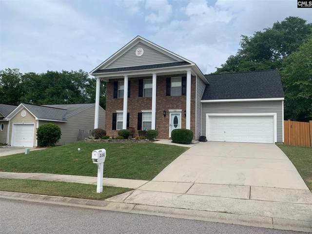208 Crimson Oak Drive, Lexington, SC 29072 (MLS #495084) :: Resource Realty Group