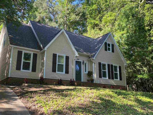 109 Cannon Dale Road, Irmo, SC 29212 (MLS #495107) :: The Olivia Cooley Group at Keller Williams Realty
