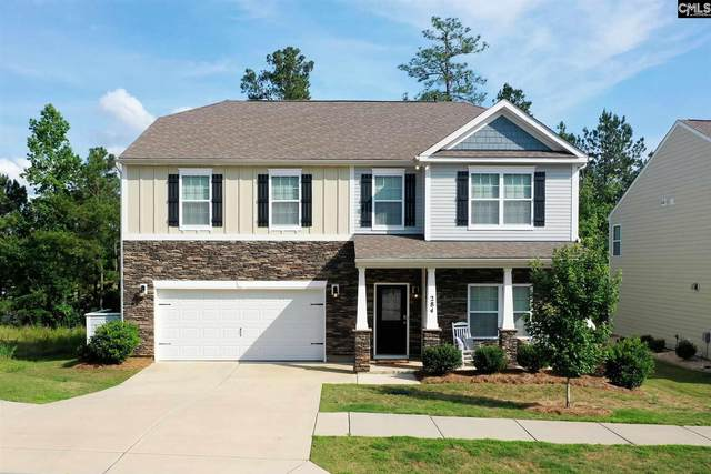 284 October Glory Drive, Blythewood, SC 29016 (MLS #495378) :: Loveless & Yarborough Real Estate