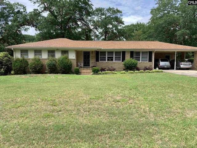322 Perkins Lane, Camden, SC 29020 (MLS #495387) :: EXIT Real Estate Consultants