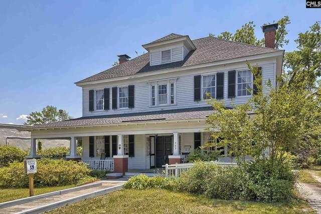 705 W Dekalb Street, Camden, SC 29020 (MLS #495407) :: Loveless & Yarborough Real Estate