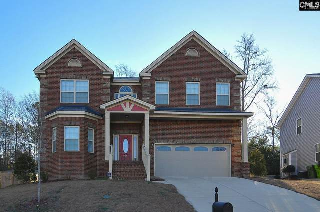 805 Redden Row, Blythewood, SC 29016 (MLS #495488) :: Loveless & Yarborough Real Estate