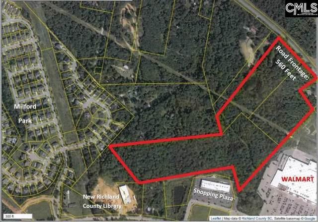 10821 Broad River Road, Irmo, SC 29063 (MLS #495622) :: Loveless & Yarborough Real Estate