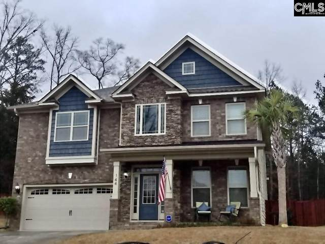 144 Hunters Run Drive, Blythewood, SC 29016 (MLS #495636) :: Loveless & Yarborough Real Estate