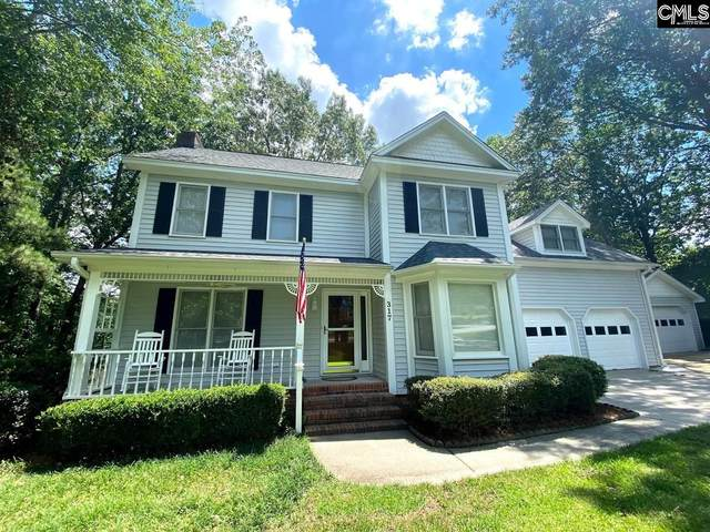 317 Deer Run Road, Elgin, SC 29045 (MLS #495672) :: Loveless & Yarborough Real Estate