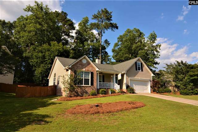 311 Coventry Lake Drive, Lexington, SC 29072 (MLS #495687) :: Fabulous Aiken Homes