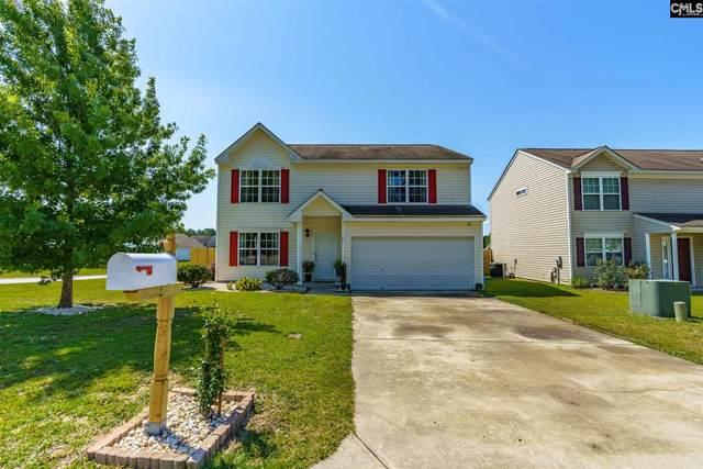 550 Buckhaven Way, Columbia, SC 29229 (MLS #495699) :: EXIT Real Estate Consultants