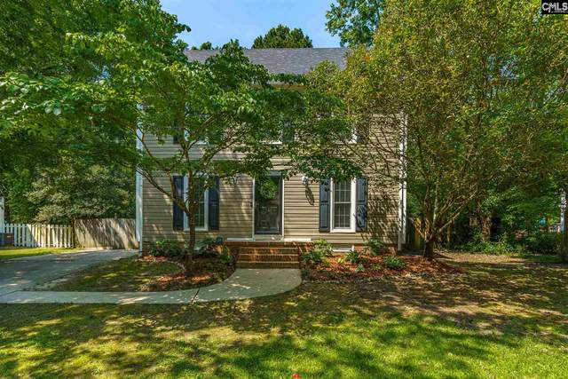 1509 Forest Trace Drive, Columbia, SC 29204 (MLS #495873) :: Loveless & Yarborough Real Estate