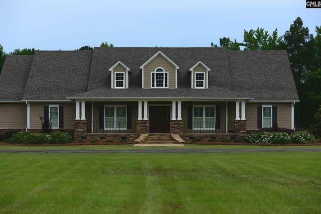70 Tombfield Road, Camden, SC 29020 (MLS #496142) :: EXIT Real Estate Consultants