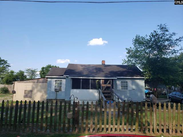 111 Stevfelkel Drive, Orangeburg, SC 29115 (MLS #496252) :: EXIT Real Estate Consultants