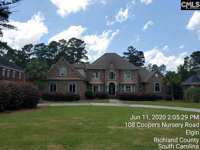 108 Coopers Nursery Road, Elgin, SC 29045 (MLS #496395) :: EXIT Real Estate Consultants