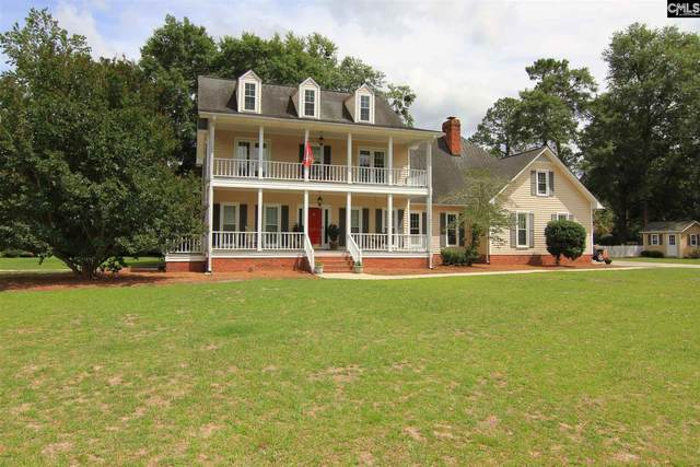 1105 Mccants Drive, Orangeburg, SC 29118 (MLS #496604) :: EXIT Real Estate Consultants