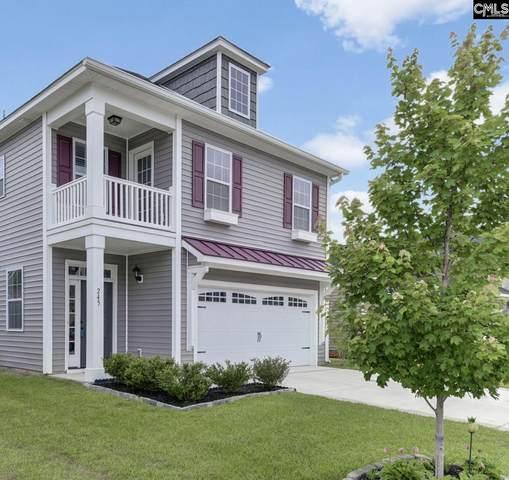 245 Rosecrest Road, Lexington, SC 29072 (MLS #496770) :: The Olivia Cooley Group at Keller Williams Realty