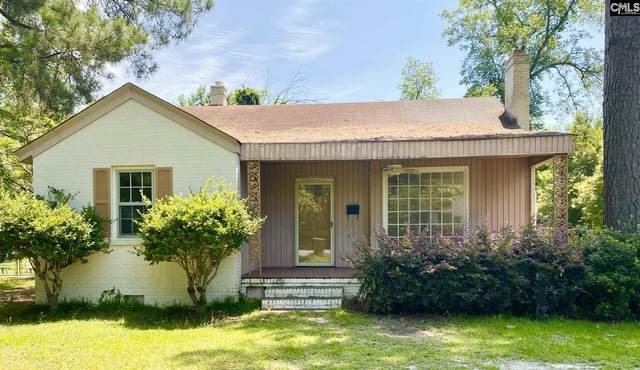 1160 Dantzler Street, Orangeburg, SC 29115 (MLS #496825) :: The Olivia Cooley Group at Keller Williams Realty