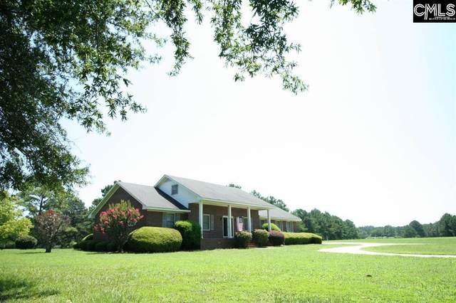 900 Fairway Drive, Newberry, SC 29108 (MLS #496960) :: The Latimore Group
