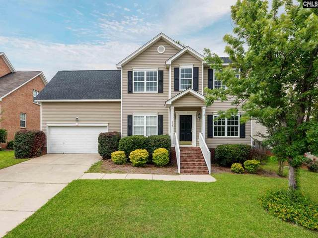 116 Jocassee Trace, Lexington, SC 29072 (MLS #497195) :: Fabulous Aiken Homes