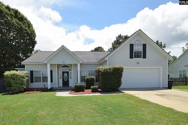 43 Smokewood Drive, Elgin, SC 29045 (MLS #497209) :: EXIT Real Estate Consultants
