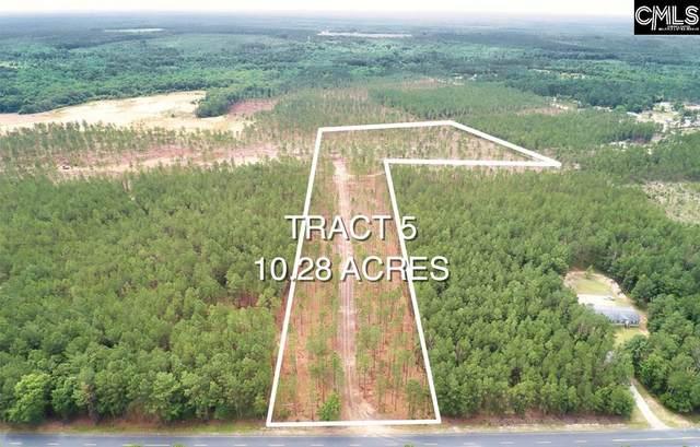 Tract 5 Cheraw Road, Cassatt, SC 29032 (MLS #497293) :: EXIT Real Estate Consultants