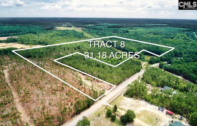 Tract 8 Lawhorn Road, Cassatt, SC 29032 (MLS #497302) :: EXIT Real Estate Consultants
