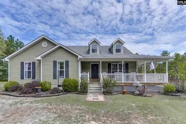 156 Butternut Lane, Camden, SC 29020 (MLS #497311) :: EXIT Real Estate Consultants