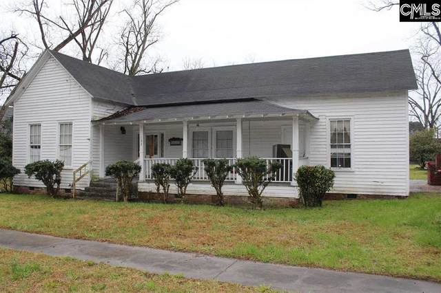132 Mill Spring Road, Ehrhardt, SC 29081 (MLS #497326) :: EXIT Real Estate Consultants