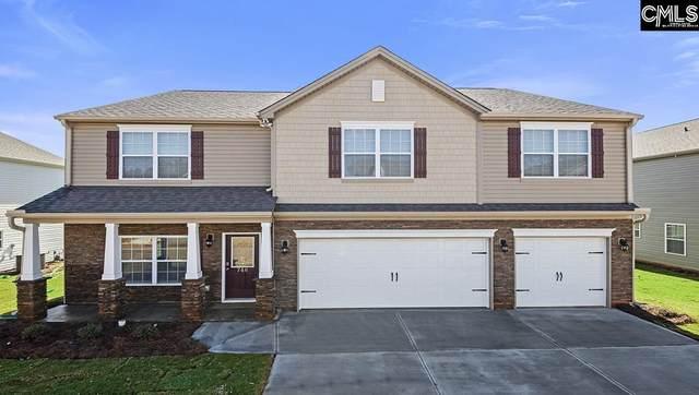 136 Misty Green Court Lot 50, Lexington, SC 29072 (MLS #497481) :: Fabulous Aiken Homes