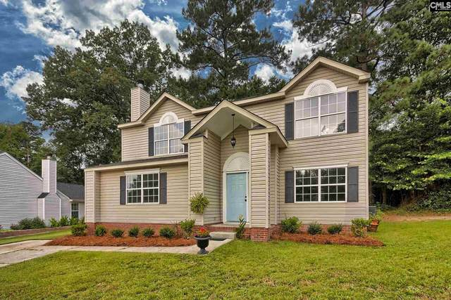 1015 Sweet Thorne Court, Irmo, SC 29063 (MLS #497715) :: The Olivia Cooley Group at Keller Williams Realty