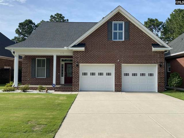 119 Greenside Drive, Lexington, SC 29072 (MLS #497732) :: The Meade Team