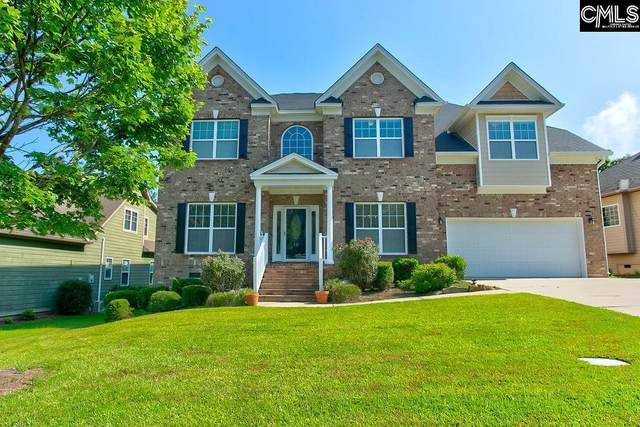 10 N Woodburn Lane, Columbia, SC 29212 (MLS #497765) :: The Olivia Cooley Group at Keller Williams Realty