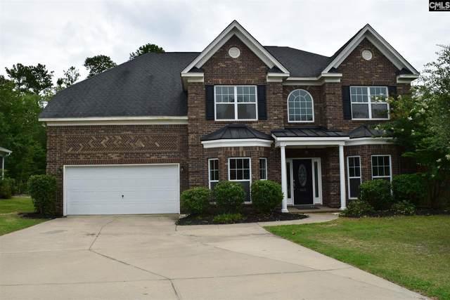 425 Pisgah  Flats Court, Lexington, SC 29072 (MLS #497832) :: EXIT Real Estate Consultants
