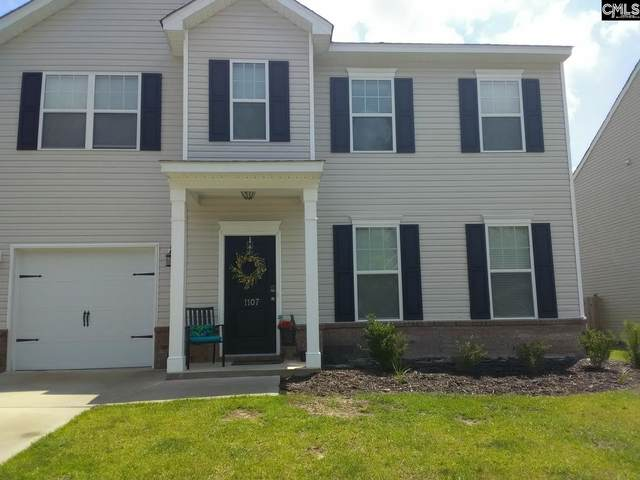 1107 Lake Village Drive, Columbia, SC 29229 (MLS #497843) :: EXIT Real Estate Consultants