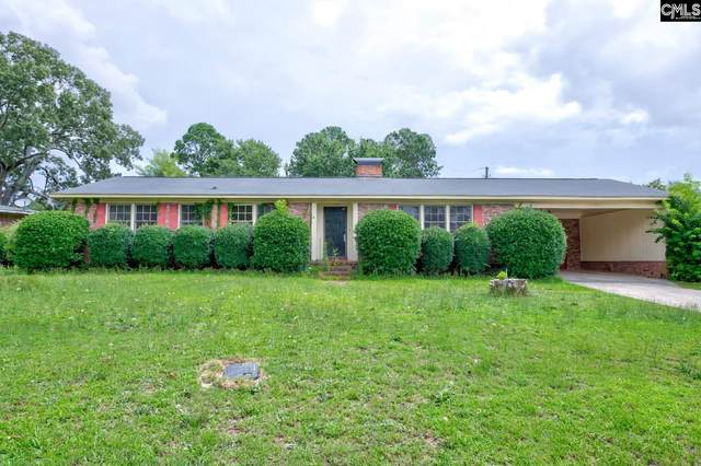 1014 Henry Curtis Street, Columbia, SC 29209 (MLS #497935) :: EXIT Real Estate Consultants
