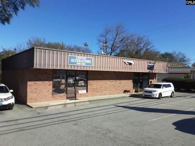 1212 Sunset Boulevard, West Columbia, SC 29169 (MLS #498089) :: Loveless & Yarborough Real Estate