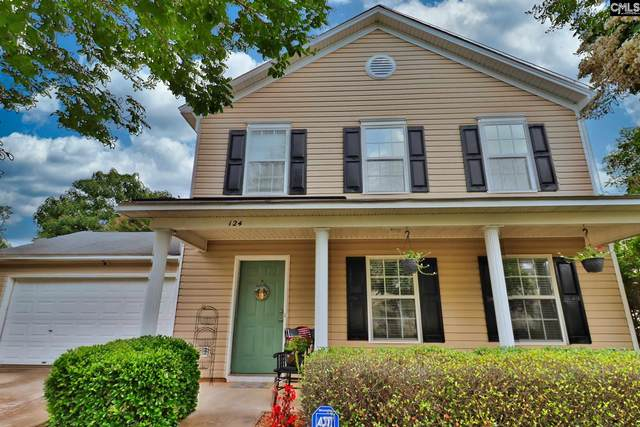 124 Oak Pointe Drive, Lexington, SC 29072 (MLS #498136) :: Home Advantage Realty, LLC