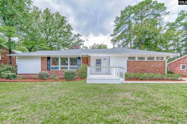 43 Coronet Drive, Columbia, SC 29206 (MLS #498158) :: Realty One Group Crest