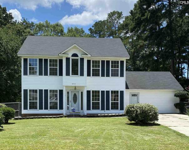 434 Forest Grove Circle, Columbia, SC 29210 (MLS #498182) :: NextHome Specialists