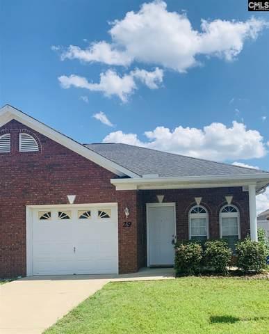 29 Tall Palmetto Lane, Lexington, SC 29072 (MLS #498196) :: Fabulous Aiken Homes