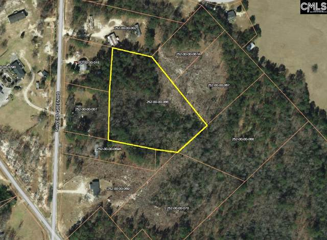 278A Shivers Green Rd, Ridgeway, SC 29130 (MLS #498235) :: EXIT Real Estate Consultants