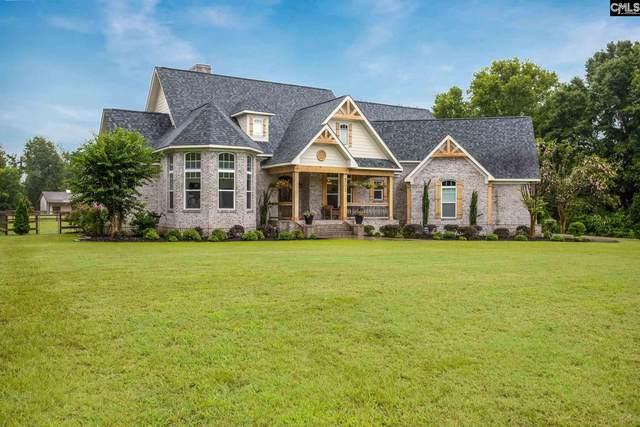 201 Ascot Drive, Camden, SC 29020 (MLS #498272) :: EXIT Real Estate Consultants