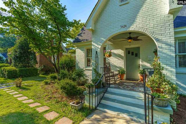 3424 Wheat Street, Columbia, SC 29205 (MLS #498439) :: The Olivia Cooley Group at Keller Williams Realty