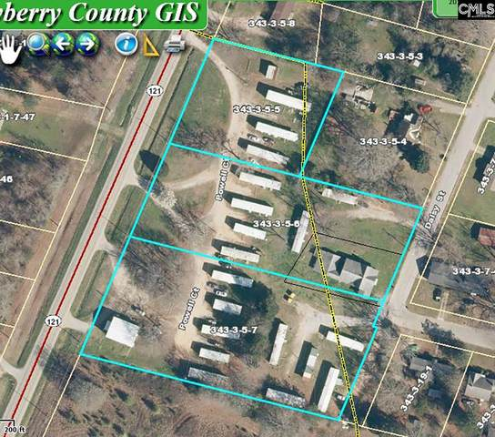 8228 Sc 121 Highway, Newberry, SC 29108 (MLS #498622) :: EXIT Real Estate Consultants