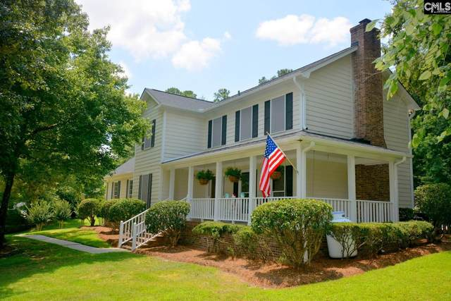 311 Lake Front Drive, Columbia, SC 29212 (MLS #498667) :: The Olivia Cooley Group at Keller Williams Realty