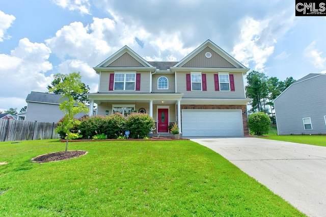 369 Quiet Creek Road, Blythewood, SC 29016 (MLS #498783) :: EXIT Real Estate Consultants