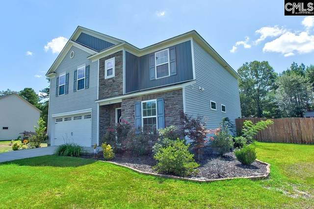 8 Genesis Lane, Camden, SC 29020 (MLS #498959) :: EXIT Real Estate Consultants