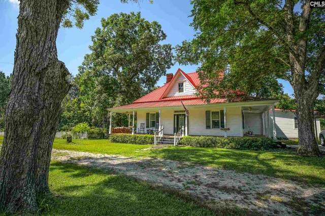 8792 Longtown Road, Ridgeway, SC 29130 (MLS #499145) :: EXIT Real Estate Consultants