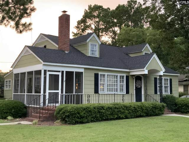 1108 North Street, Bamberg, SC 29003 (MLS #499277) :: EXIT Real Estate Consultants